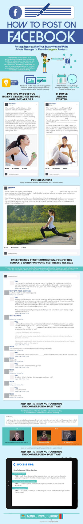 How To Post On Facebook