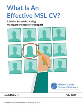 What is An Effective MSL CV