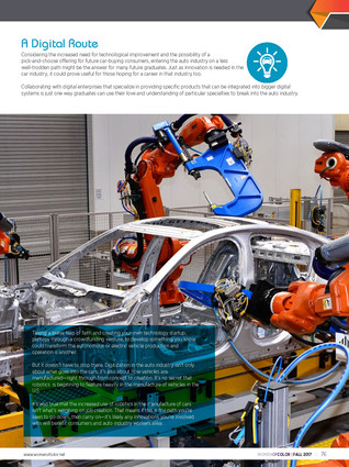 Auto Industry Jobs And What Auto Employers Want