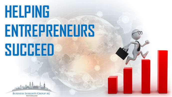 Helping Entrepreneurs Succeed