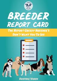 Breeder Report Card