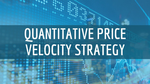 Quantitative Price Velocity Strategy (1)