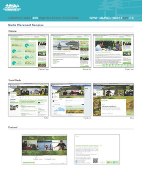 Gravenhurst 365 Partnership Program_Page 4