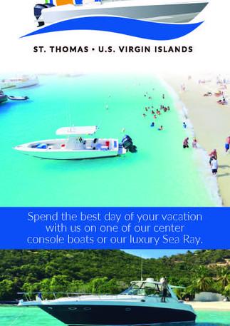 Sonic Charters ST. Thomas. U.S. Virgin Islands