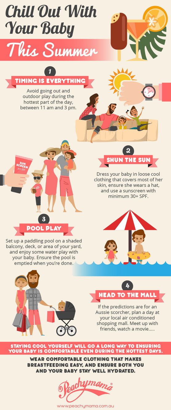 Chill Out With Your Baby This Summer