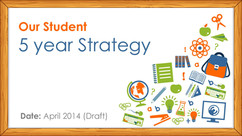 Our Students 5 Year Strategy