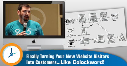 Turning Website Visitors into Customer