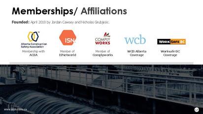 Memberships/Affiliation