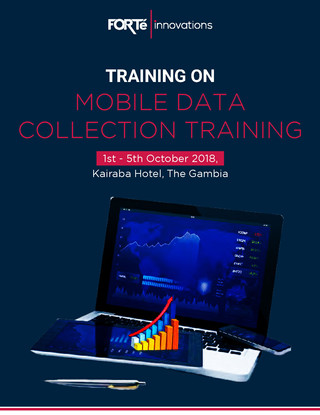 Training on Mobile Data Collection Training 1st-5th October 2018, Kairaba Hotel, The Gambia