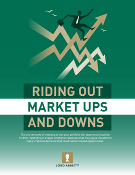Riding out Market ups and downs