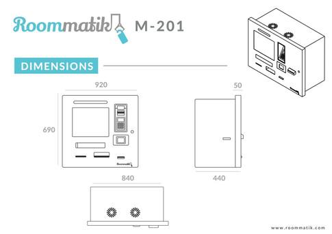 Roommatik EN_Dim-M201