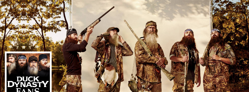Duck Dynasty Fans Cover Photo
