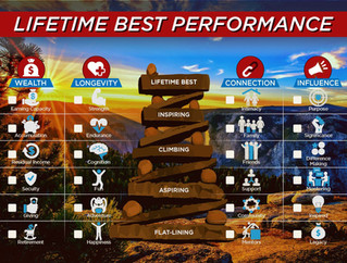 Lifetime Best Performance Brochure