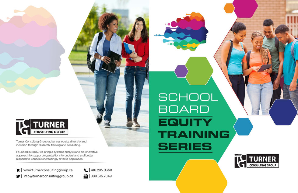 School Board Equity Training Series