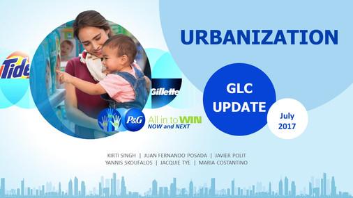 GLC Urbanization