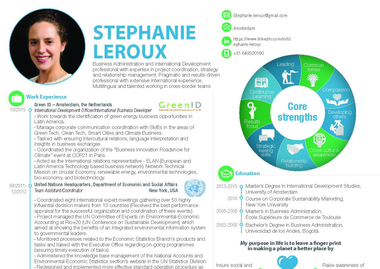 Stephanie Leroux Brochures