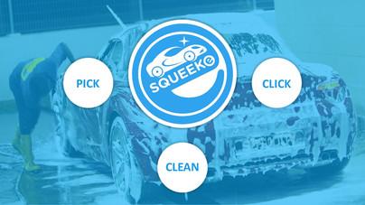 Car Wash App Pitch Deck