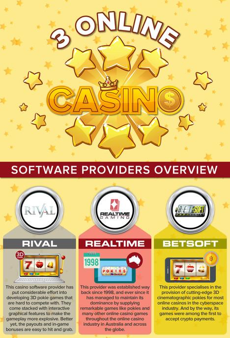 3 Online Casino