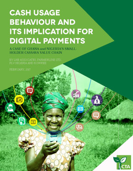 Cash Usage Behavior and its Implication for Digital Payments