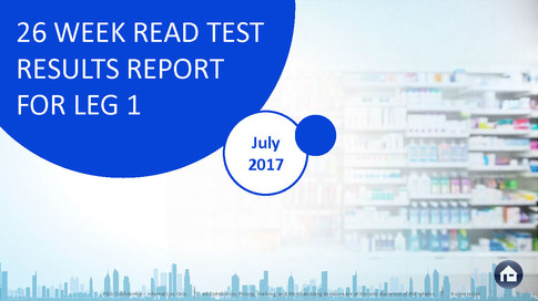 26 Week Read Result Report For Leg 1