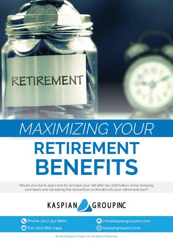 Maximizing Your Retirement Benefits