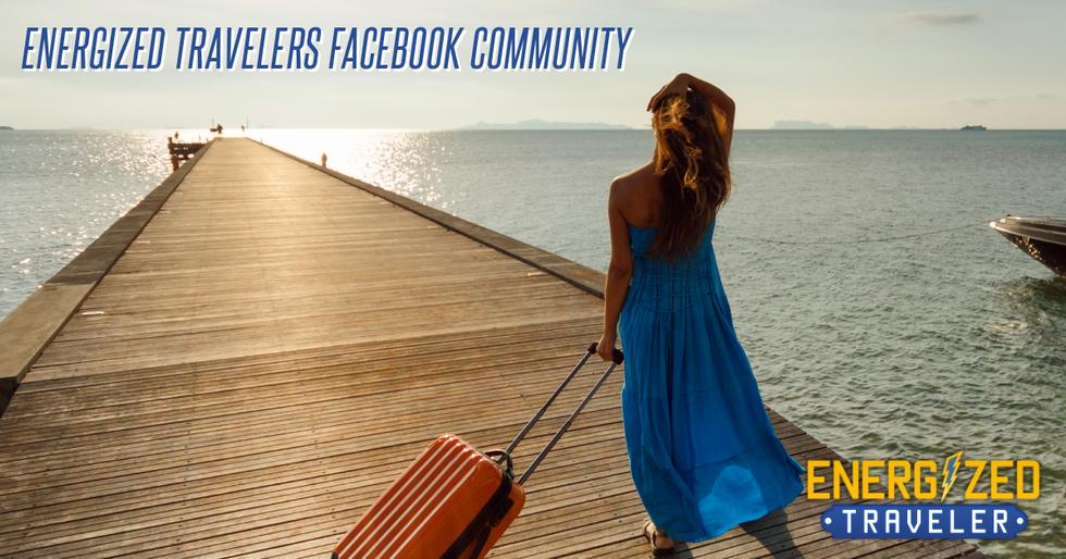 Energized Travelers Facebook Community
