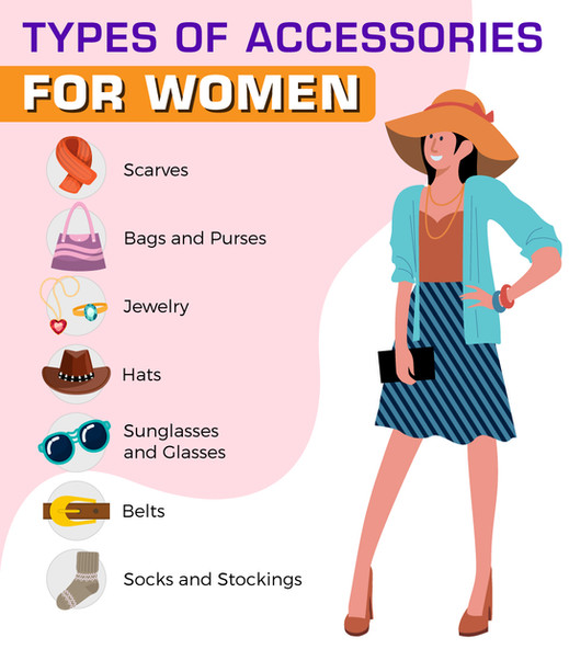 Types of Accessories for Women