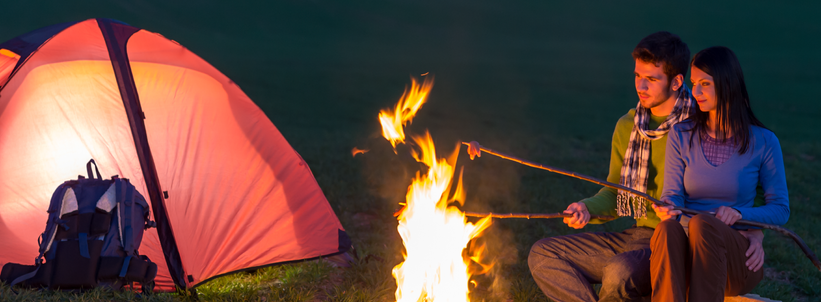 Camping Cover Photo