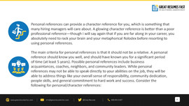 how to select the right reference_Page_8