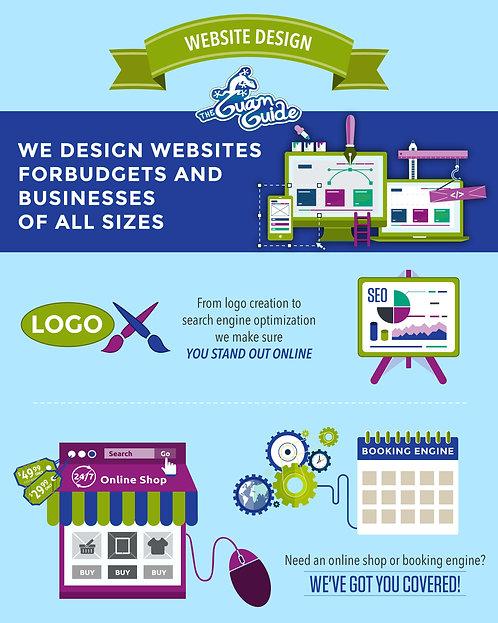 27-Website Design Infographic