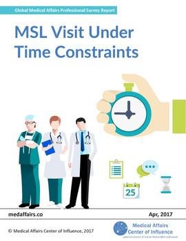 MSL Visit Under Time Constraints