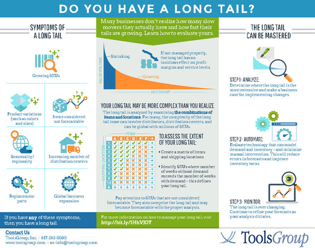 Do You Have A Long Tail Brochure