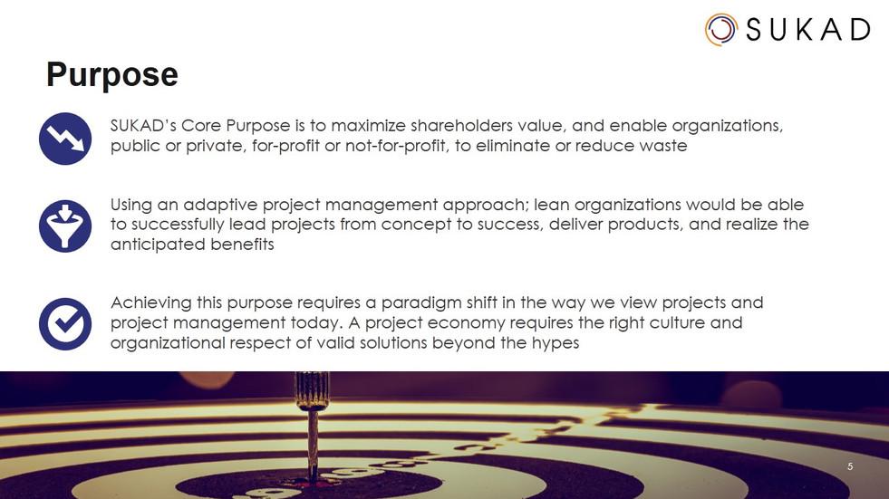 SUKAD Business Profile