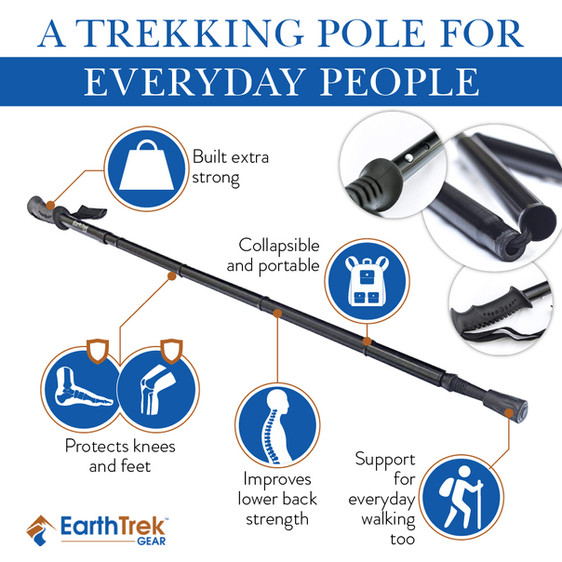 A Trekking Pole for Everyday People