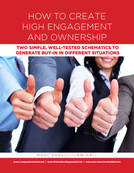 How to Create How Engagement and Ownership