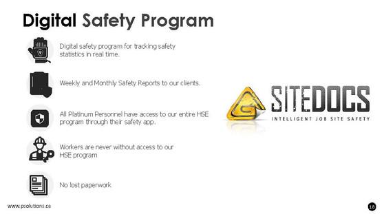 Digital Safety Program