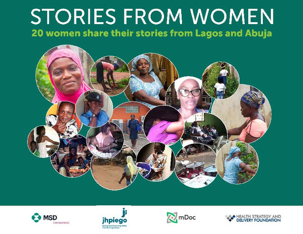 STORIES FROM WOMEN