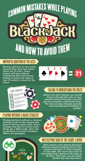 Common Mistakes while Playing and How to Avoid Them