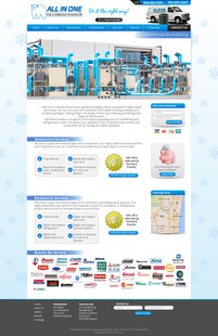 All in One HVAC & Commercial Refrigreration