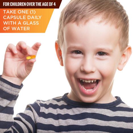 Mercola Liposomal Vitamin C for kids