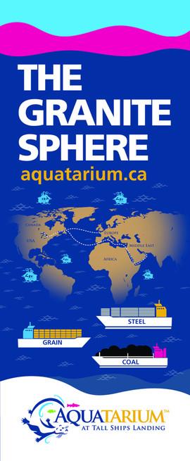 The Granite Sphare Aquatarium.Ca
