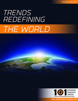 Trends Redefining the World