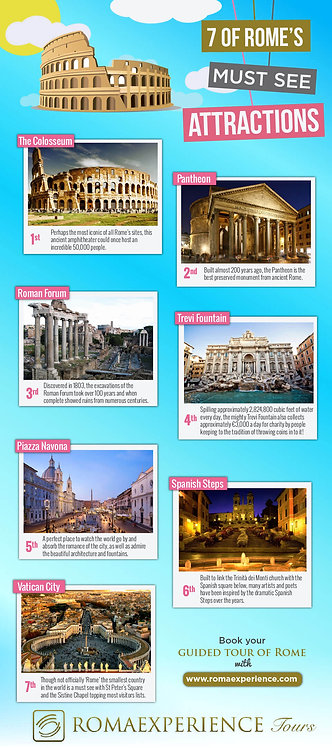 7_of_Rome's_Must_See_Attractions_Infographic