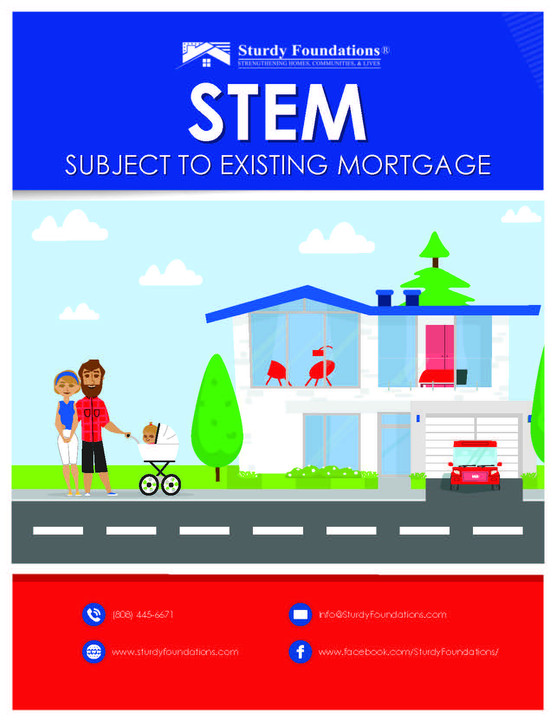 Stem Subject to Existing Mortgage Brochures