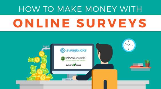 Online Surveys Banners