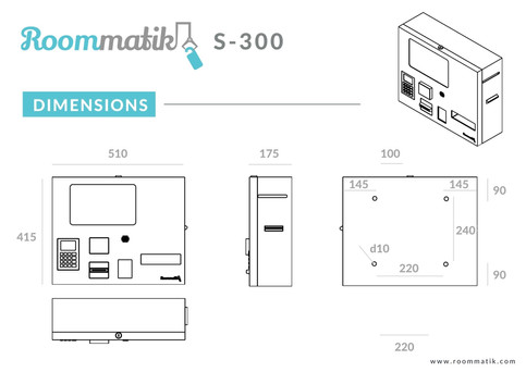 Roommatik S-300