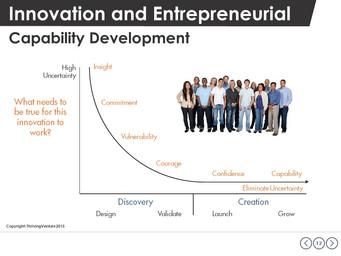 Innovation and Entrepreneurship Capability Development