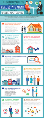 9 Questions to Ask a Real Estate Agent Before Hiring One