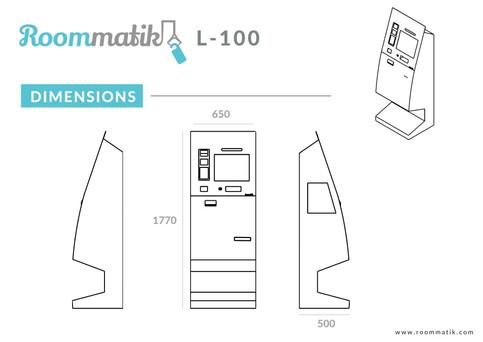 Roommatik L-100