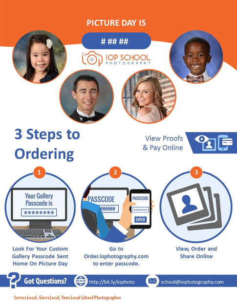 Order Pictures Online Infographic